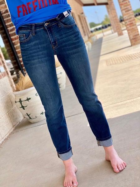 The Sadie Straight Leg Jeans