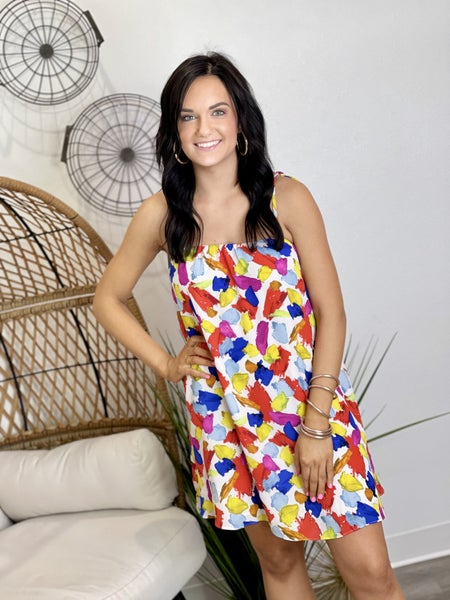The Rizzo Shapes Away Dress