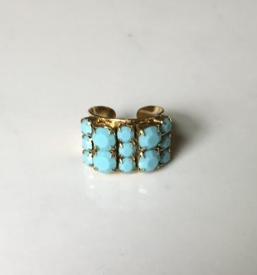 The Mega Turquoise Ring
