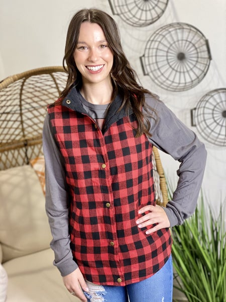 The Hideaway Vest - All Sizes
