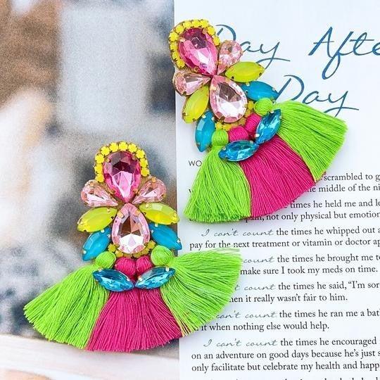 The Kimmi Earrings-3 Colors