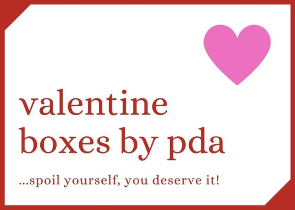 Valentine Box by PDA
