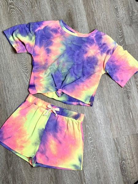 KIDS Dyed Set