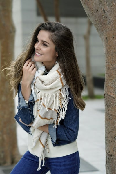 The Chiara Scarf