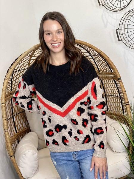 The Adora Sweater