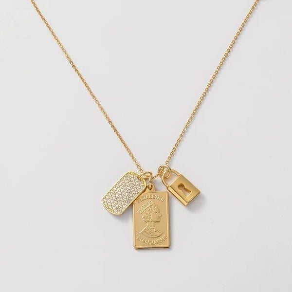 The Madison Necklace - 2 Colors