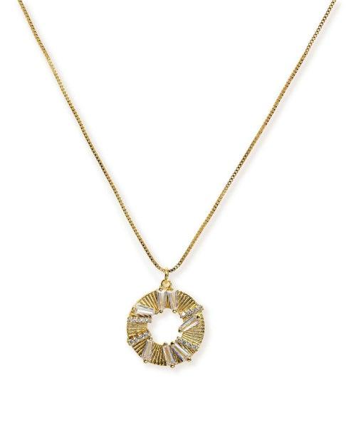 The Strive Pendant Necklace
