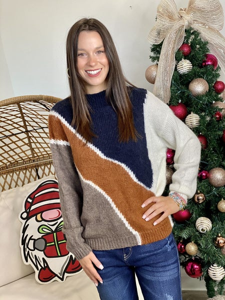 The Creekside Sweater