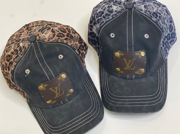 Upcycled Hats