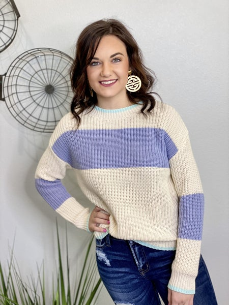 The Betty Block Sweater