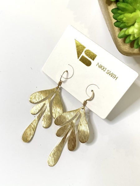 The Tinsley Gold Earrings