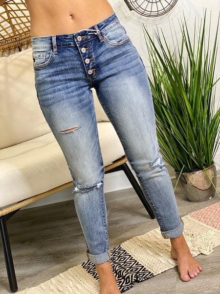The Benny Girlfriend Jeans
