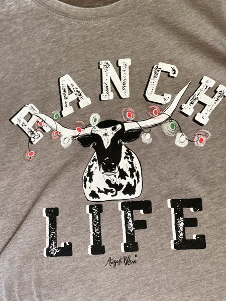 Ranch Life Tee