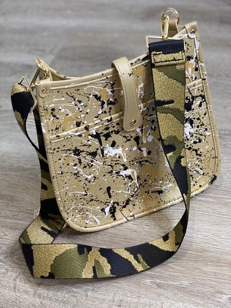 The Camo Camila Bag