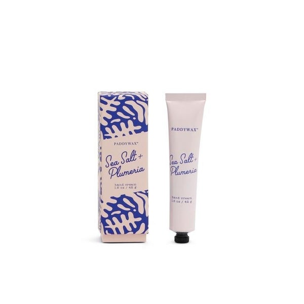 Sea Salt & Plumeria Hand Cream