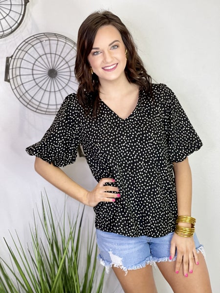 The Lindley Top in All Sizes