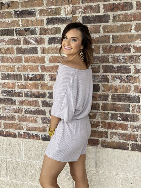 The Molly Romper