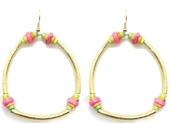 AC Sunrise Lasso Earrings
