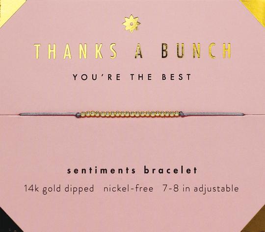 The Lucky Bracelets