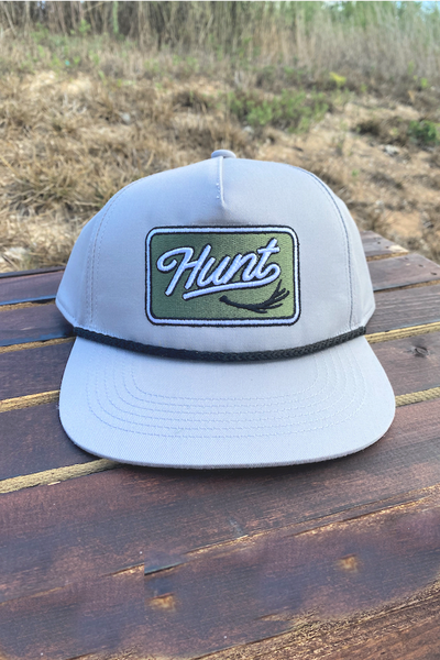 Hunt Antler Hat