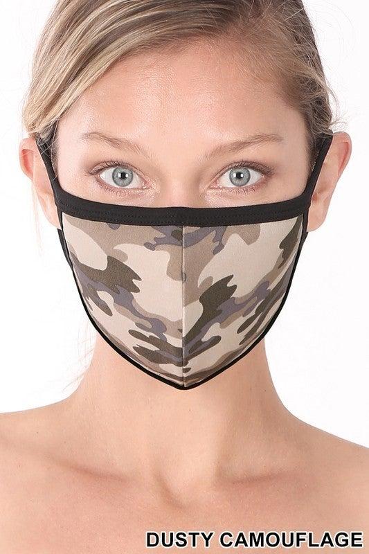 STEAL Printed Masks