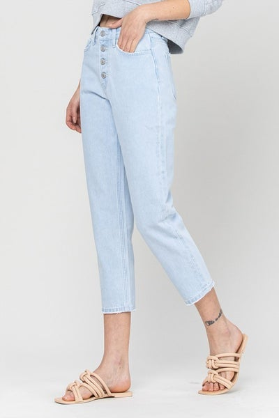 The Aubrey Mom Jeans