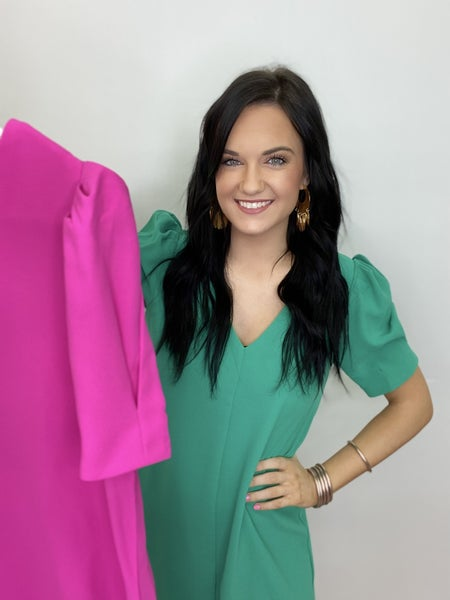 The Cydney Dress in 2 Colors