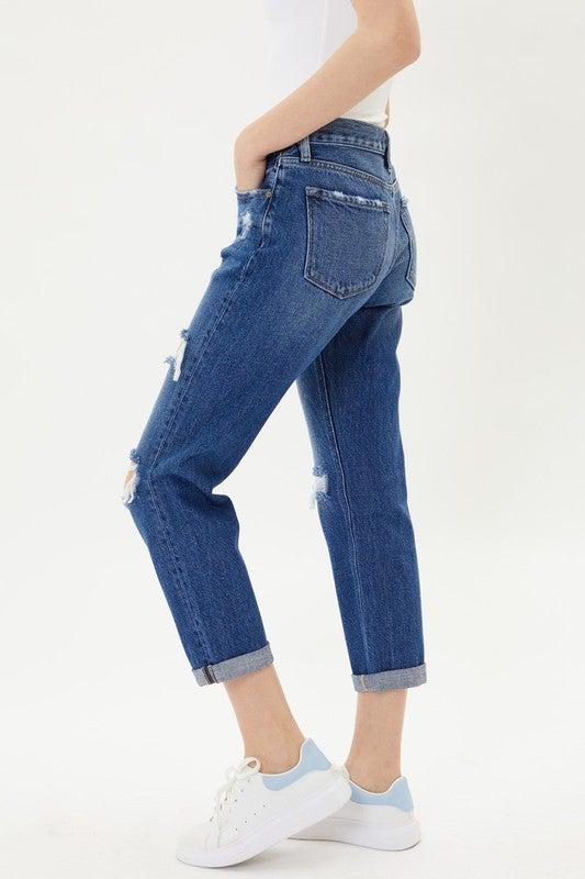 The Brooke Boyfriend Jeans