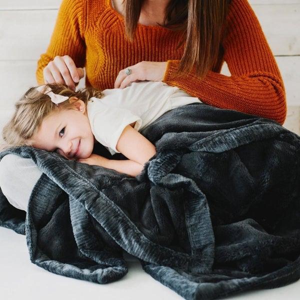 Saranoni Toddler to Teen Blanket-10 Colors