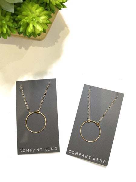 The Ring Necklace