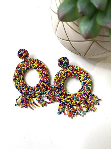 The Brady Earrings