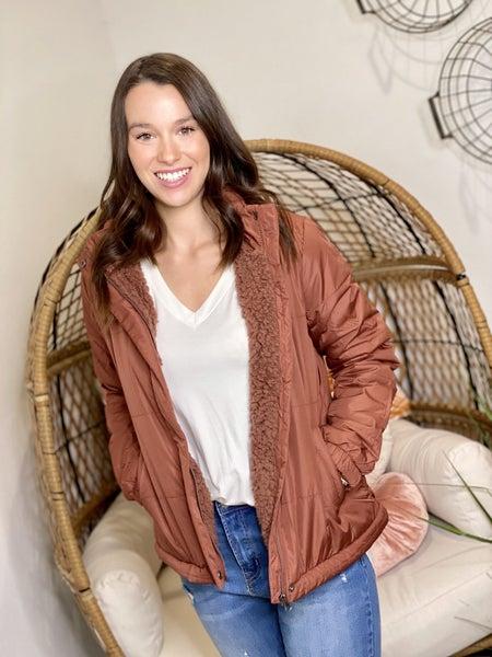 The Birch Amber Jacket