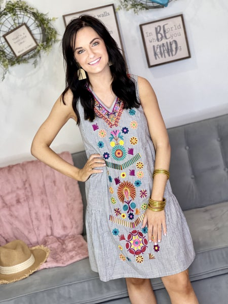 The Bellagio Dress - All Sizes