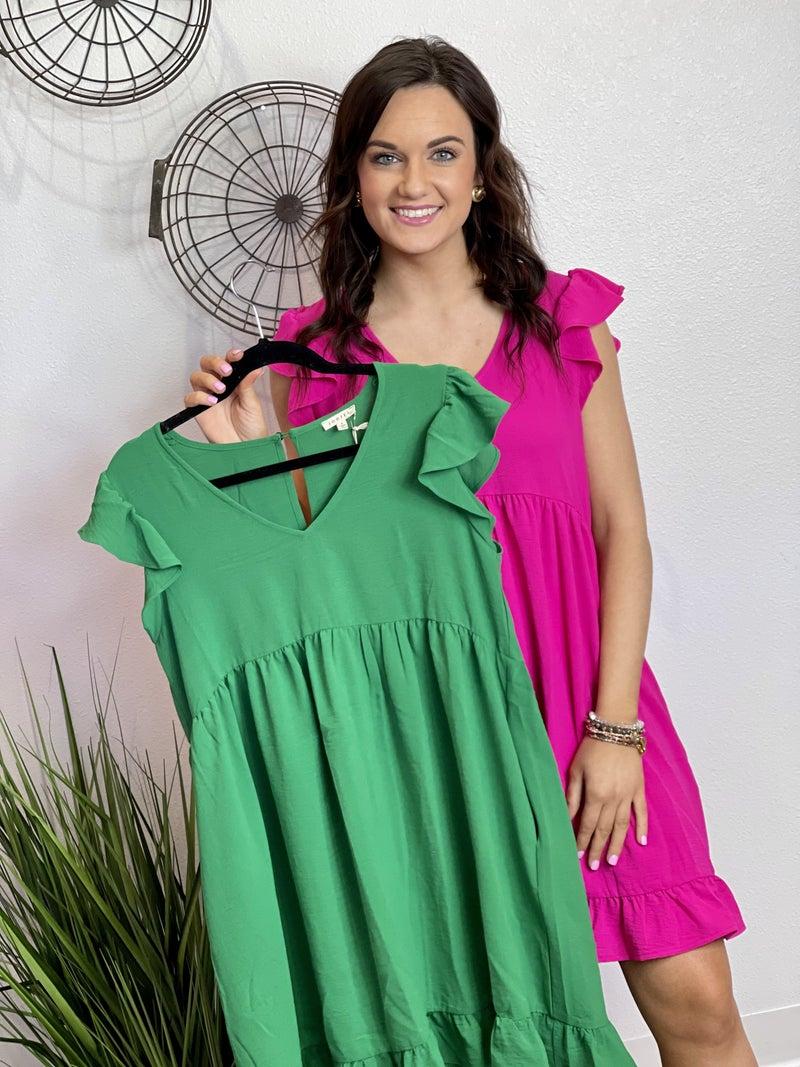 The Jocelyn Dress - 2 Colors