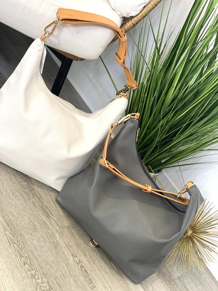The Venice Hobo Bag - 2 Colors