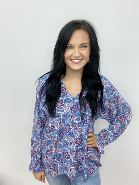 The Midnight in Raleigh Top-All Sizes