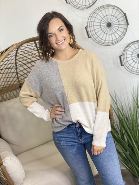Basic Block Sweater