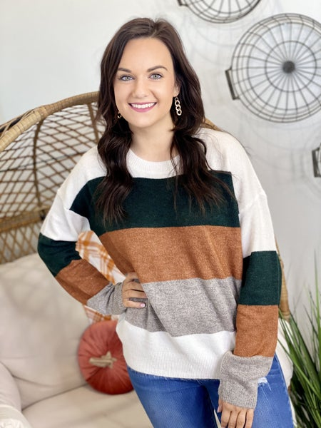 The Mason Sweater - All Sizes