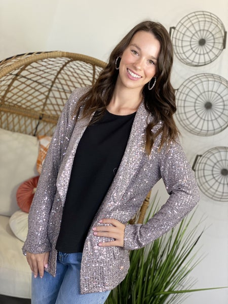 The Blinging Blazer