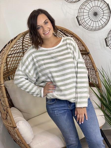 Breton Striped Pullover