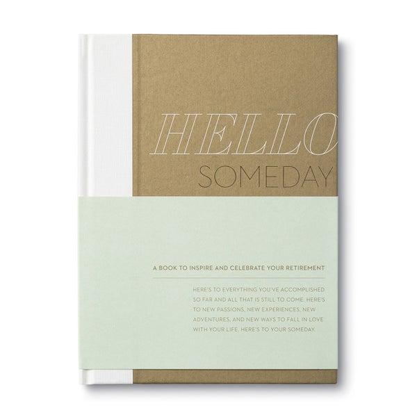 Hello Someday-Retirement Book