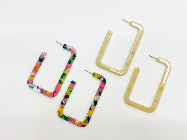 The Square Dance Hoops-2 Colors