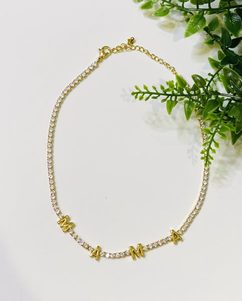 Taylor Mama Necklace
