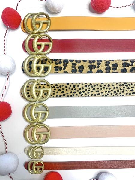 PF Steal #99-G Belts-14 Options