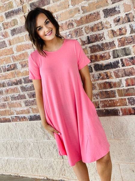 The STEAL Total T-Shirt Dress