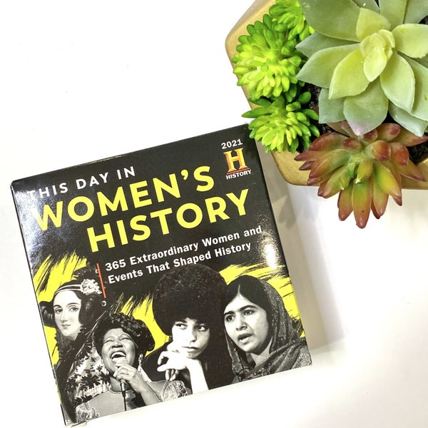 2021 Women's History Book