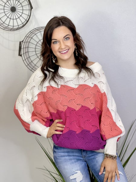 The Springtime Sweater - All Sizes