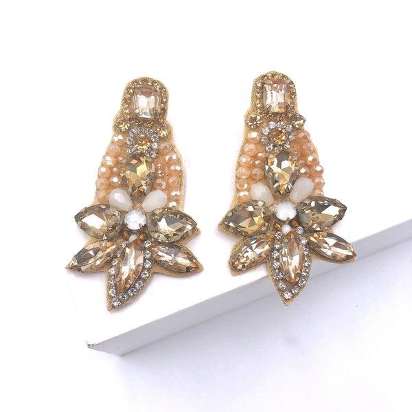 The Emma Nude Earrings