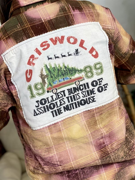 The Jolly Griswold Flannel