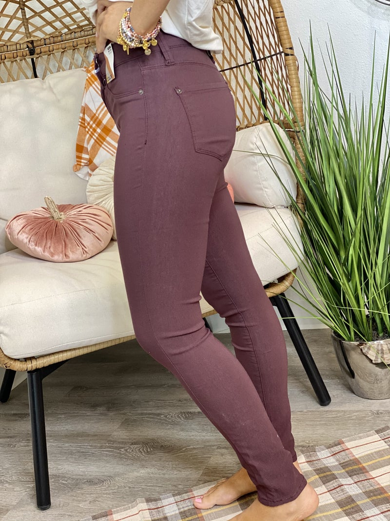 The Yummy Skinnies- 6 Colors